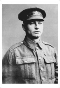 Private Harry W Brown
